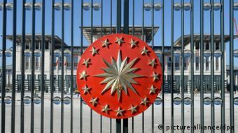 Το ανάκτορο του Ερντογάν στην Άγκυρα