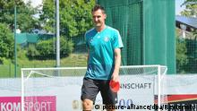 Trainingslager Deutsche Nationalmannschaft - Miroslav Klose