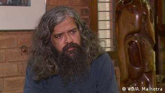 Indischer Wasseraktivist - Vishwanath Srikantaiah