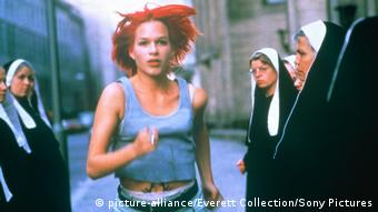 Franka Potente in Lola Rennt (picture-alliance/Everett Collection/Sony Pictures)