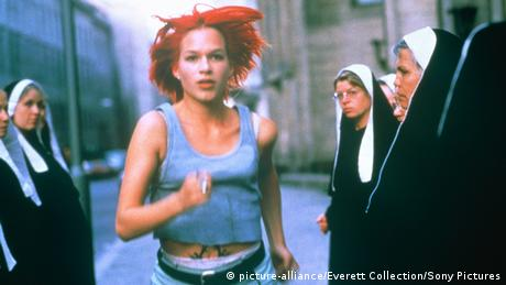 Lola Rennt 1998 - Franka Potente, 1998 (picture-alliance/Everett Collection/Sony Pictures)