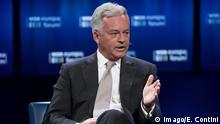 Deutschland WDR Europa Forum 2018 in Berlin Alan Duncan