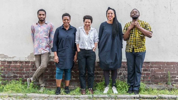 Berlin Biennale - Curatorial team (berlinbiennale/F. Anthea Schaap)