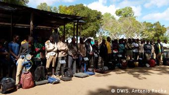 Mosambik - Polizeikommandant von Nampula