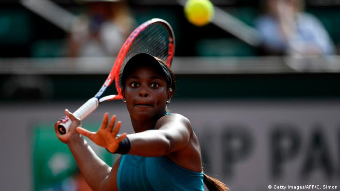 The Roland Garros 2018 French Open - Sloane Stephens (Getty Images/AFP/C. Simon)
