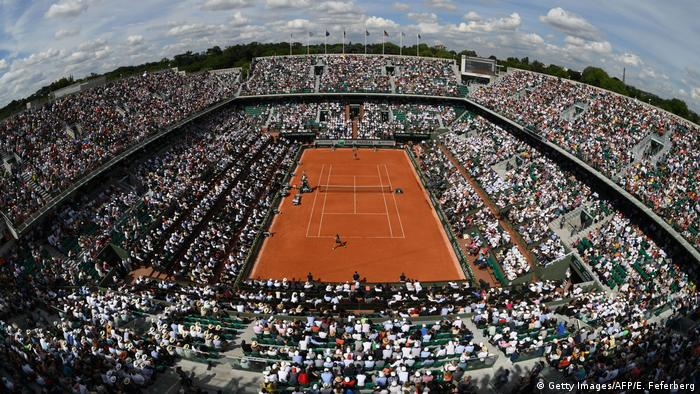 Tennis French Open 2018 Philippe-Chatrier Court (Getty Images/AFP/E. Feferberg)