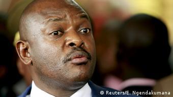 Президент Бурунди Пьер Нкурунзиза обнулился уже дважды