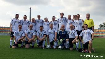 FC Bundestag: H ποδοσφαιρική ομάδα της γερμανικής βουλής