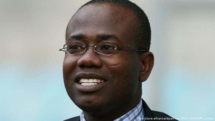 Kwesi Nyantakyi, Presidente da Associação de Futebol do Gana