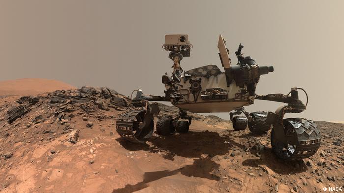 En los últimos años, el rover Curiosity de la NASA ha recogido en numerosas ocasiones pequeños rastros de metano en el planeta rojo.