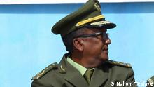 General Seare Mekonen _The new Chief of Staff of the National Defense Force Titel: PM AbiyAhmed appointed General Seare Mekonen as the new Chief of Staff of the National Defense Force Autor/Copyright: Nahom Tesfaye