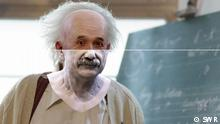 Animation Einstein