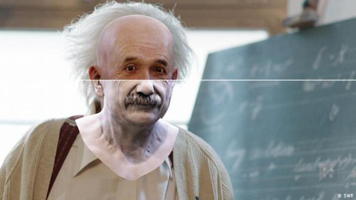 Animation Einstein