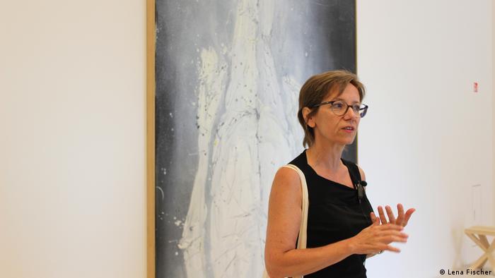 Ausstellung Corpus Baselitz im Museé Unterlinden Colmar (Lena Fischer)