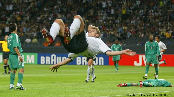 Fußball WM Deutschland - Saudi-Arabien (picture-alliance/AP Photo/C. Stache)
