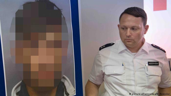 Policija u Wiesbadenu objavila je sliku osumnjičenog Iračanina