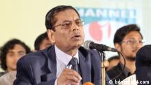 Caption: Professor Mustafizur Rahman, distinguished fellow at the The Centre for Policy Dialogue or CPD. Keywords: Professor Mustafizur Rahman, CPD