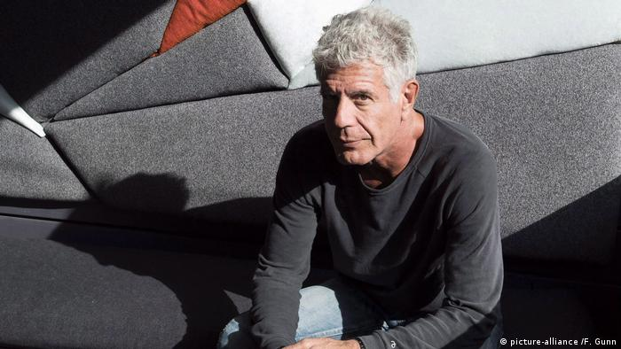 Anthony Bourdain (picture-alliance /F. Gunn)