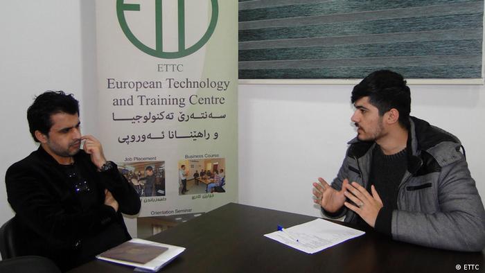 Reintegrations-Zentrum in Erbil