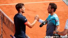 Tennis French Open 2018 Dominic Thiem - Marco Cecchinato