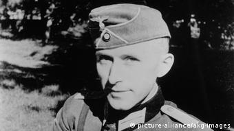 Ernst Jünger as an officer in 1939