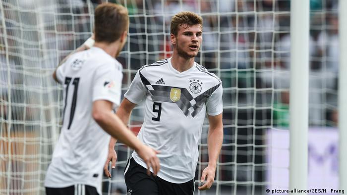 Fußball Länderspiel Deutschland - Saudi-Arabien