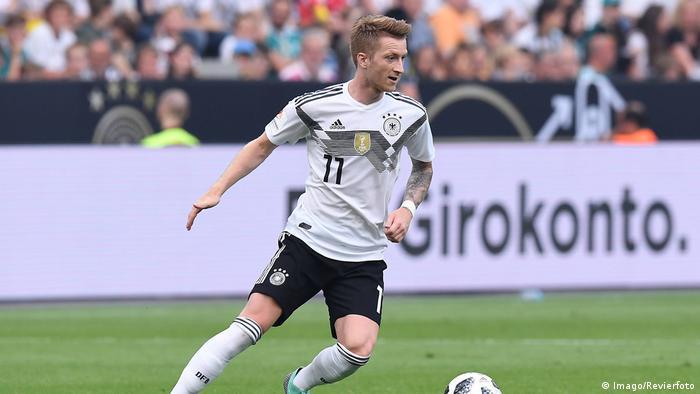 Fußball Länderspiel Deutschland - Saudi-Arabien Marco Reus