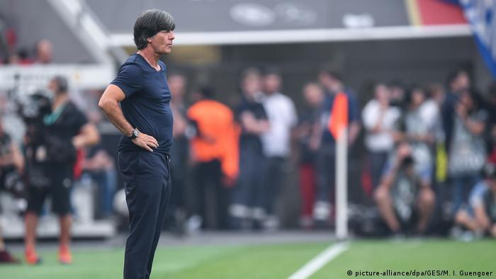 Fußball Länderspiel Deutschland - Saudi-Arabien Joachim Löw