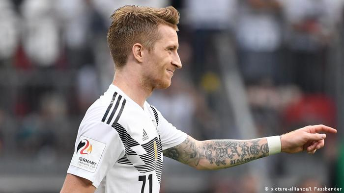 Fussball/ Laenderspiel: Deutschland - Saudi Arabien, Ilkay Guendogan (picture-alliance/I. Fassbender)