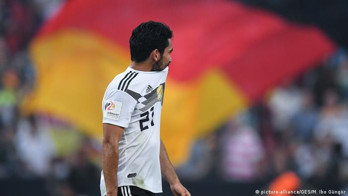 Länderspiel Deutschland - Saudi Arabien | Ilkay Gündogan