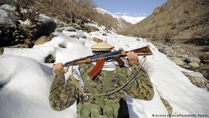 Symbolbild Waffenstillstand mit den Taliban in Afghanistan