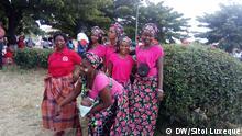 Mosambik Textilindustrie in Nampula - Capulanas