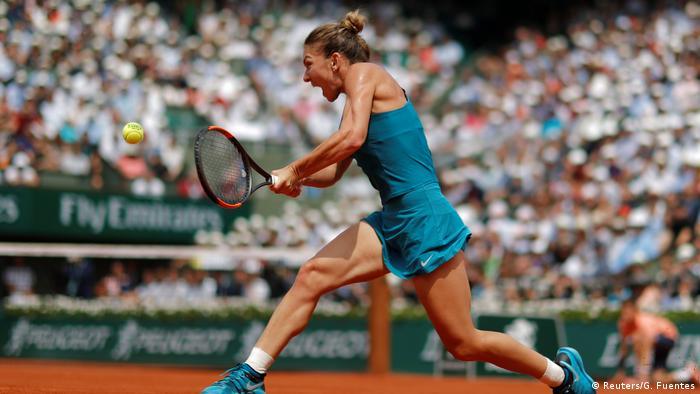 Torneo de Roland Garros, Simona Halep.