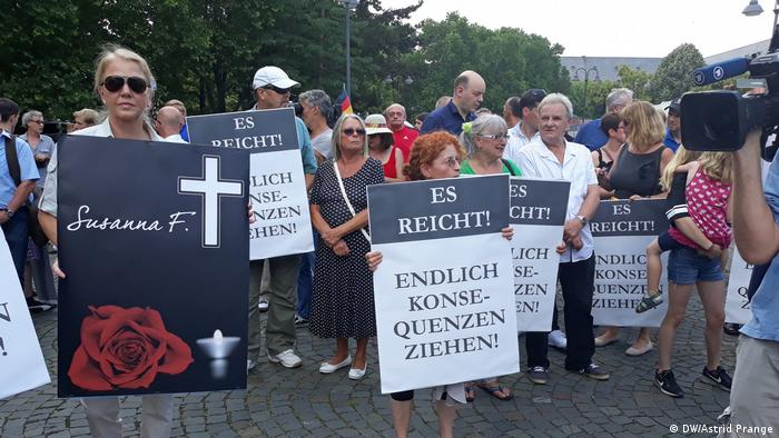 AfD march