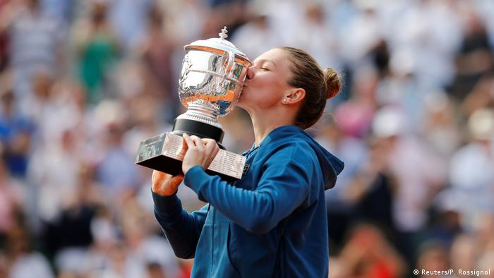 Tennis: French Open 2018, Simona Halep (Reuters/P. Rossignol)