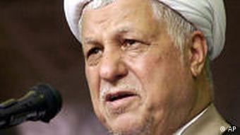 Iran Wahlen Ali Akbar Hashemi Rafsandschani