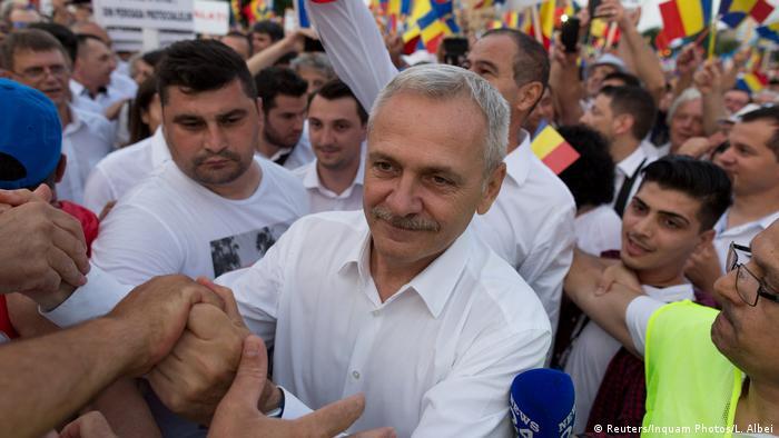 Protests in Romania