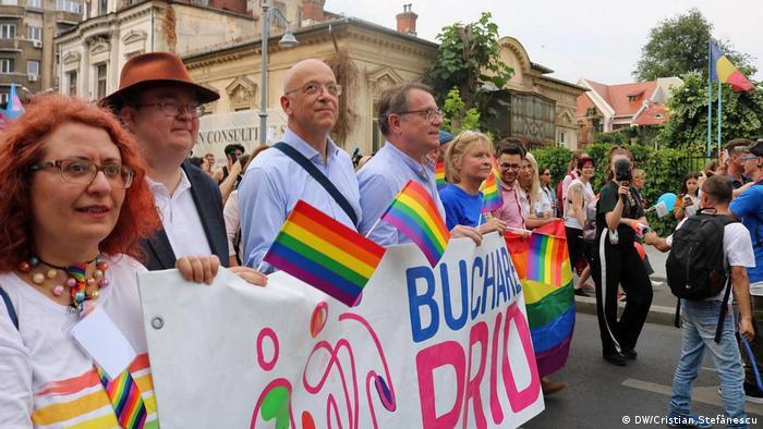 România București Pride 2018