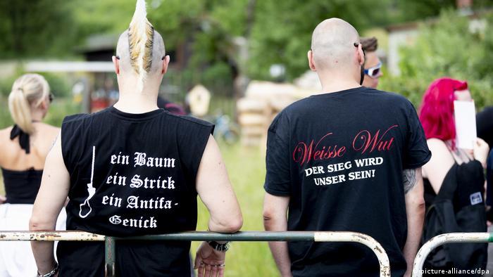 "Themar Rechtsrock Festival ""Tage der nationalen Bewegung"""