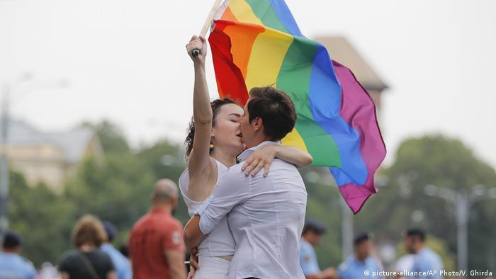 Gay Pride, București