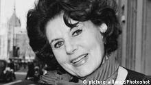 Eunice Gayson gestorben