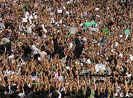 تظاهرات اعتراضی ۲۰۰۹ در تهران