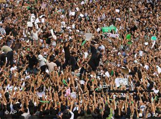 تهران، ۲۴ خرداد ۱۳۸۸