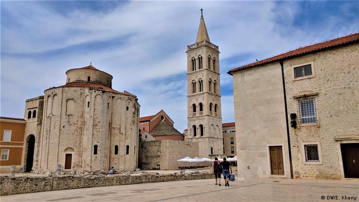 Zadar je juče skinut sa liste rizičnih područja.