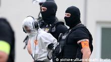 Deutschland, Wiesbaden: Todesfall Susanna - Tatverdächtiger kommt in U-Haft