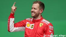 Formel Eins, Kanada 2018: Sebastian Vettel