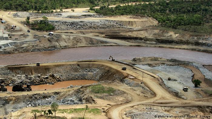 Nile dam project: Talks stall between Egypt and Ethiopia