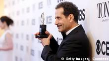 2018 Tony Awards - Media Room Tony Shalhoub
