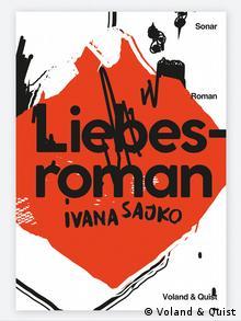 Buchcover Liebesroman Ivana Sajko