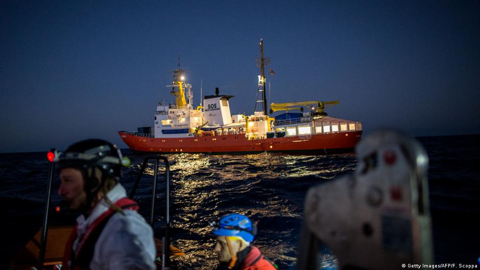 Spain will accept migrant ship Aquarius after Italy and